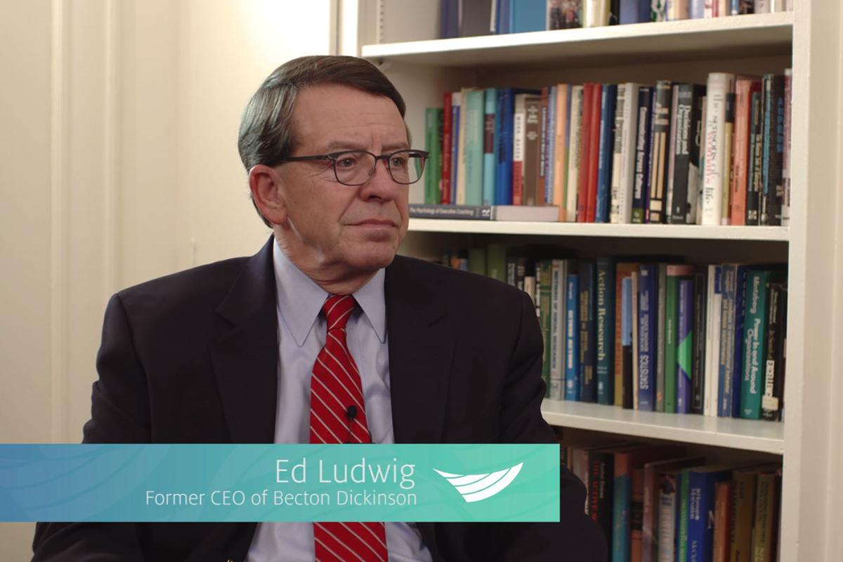 Ed Ludwig On Leadership Video Series