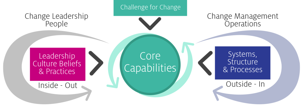 Infographic: Challenge for Change Equation