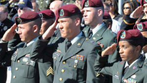 Learning Leadership in the Military