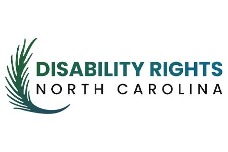 Disability Rights North Carolina (NC) logo