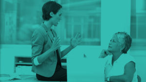 Organizational leadership training at the Center for Creative Leadership