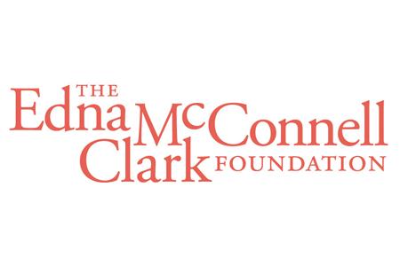 The Edna McConnell Clark Foundation logo