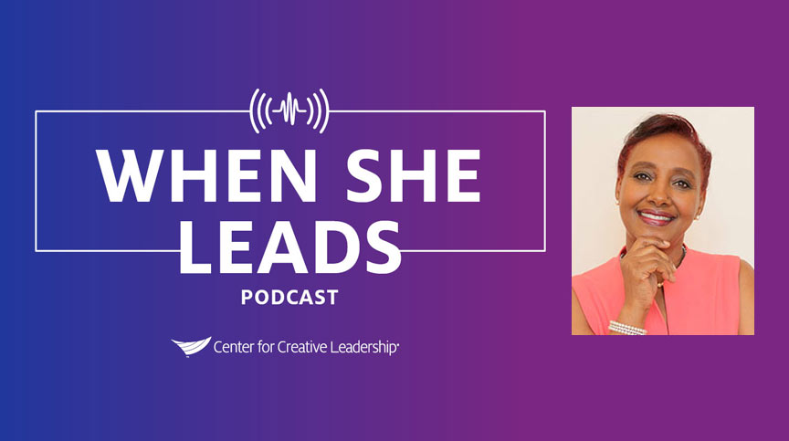 When She Leads Podcast:Teaching Teens to Code, and Beyond